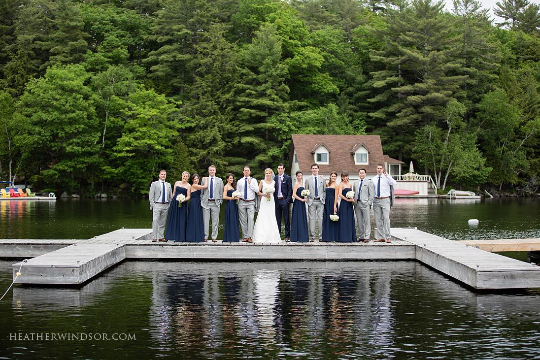 Jw marriott rosseau wedding